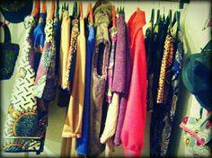 VandHell's ropa y bolsos hechos a mano con telas africanas. | Gaceta Caras de la Información