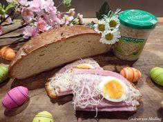 Osterbrot darf einfach nicht fehlen zu Ostern :-)