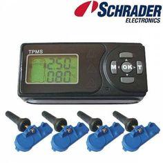 Système de Surveillance de Pression et Température des pneus SCHRADER