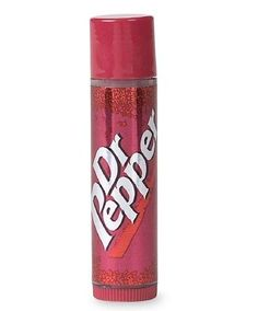 Dr. Pepper Lip Smacker….. 21 Smells '90s Girls Will Never Forget I have all of these.... seriously the benefits of your mom worKing at a toy store lol