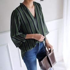 Keep it chill in the Chill wave Blouse