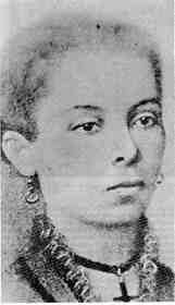 Salomé Ureña de Henríquez (1850-1897) was a renowned Dominican poet and educator who opened one of the first institutes of secondary education for women in her country.  She was also an Afrolatina.