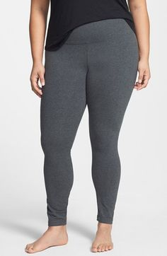 Lyssé Control Top Leggings (Plus Size) | Nordstrom*** LOVE THIS -she actually had lumps and bumps