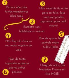 Gostei dessas 7 dicas para simplificar a vida  fb.com/avidaquer  #agentenaoquersocomida #avidaquer @avidaquer por @samegui