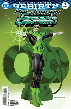 """SINESTRO'S LAW"" Chapter One<br> With no backup and only his ring and battery to keep him alive, Hal Jordan streaks toward battle with the Sinestro Corps, while his greatest foe prepares to wipe the last Green Lantern of them all out of existence!"