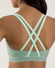 Lululemon sports bras are just so pretty and I would get so much use out of them