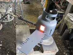 diy propane forge | Propane Forge Plans