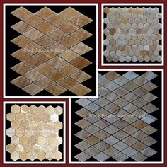 These materials look just #divine in a bathroom! Either on #shower walls or as #flooring. http://rpsic.com