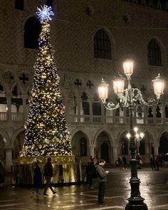 Natale a Piazza San Marco, Venezia – – Places To Travel, Places To Visit, Venice City, Prague Travel, Europe, Christmas Pictures, Italy Travel, The Good Place, Beautiful Places
