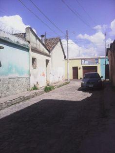 Las calles de Xela, bellas como su gente.