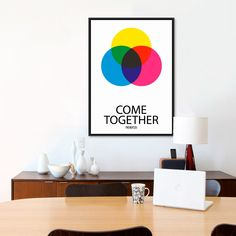 """""""Beatles Music Minimalist Motivational Typography Quotes Art Print Poster Wall Picture Canvas Paintings Cafe Office Home Decor"""" Beatles, Poster Wall, Poster Prints, Coffee Wall Art, Canvas Wall Art, Canvas Paintings, Canvas Prints, Art Prints Quotes, Canvas Pictures"""