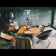 RC石川支部/石川県/ダイニングテーブル/チェア/プロジェクター/シアタールーム…などのインテリア実例 - 2015-03-01 09:41:23 | RoomClip(ルームクリップ)