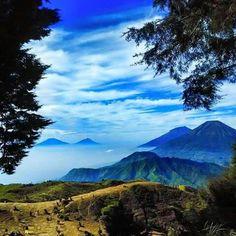 Mount Prau, Dieng Central Java