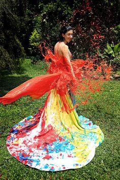 paint the dress <3