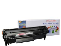 FULLMARK HD Laser Cartridge is Manufactured with High Quality Components, and uses state of art Production technology to give you the highest Print Volume and the Best Print Quality. HD Cartridges are Launched for the first time in India. Our Fullmark HD Cartridges are of High Quality and produce the same output and clarity as OEM's. Fullmark HD Cartridges are Tested at all phase of Manufacturing. Fullmark Cartridges gives 60 - 65 % Cost savings when compared with the new OEM cartridges.