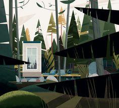 Casa Nido, Finlandia. Image Cortesia de Marie-Laure Cruschi