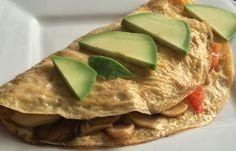 California ontbijt - Lekker simpel om te maken maar o zo heerlijk en voedzaam! Combineer dit met wat fruit en een lekkere kop koffie en je kan er weer even tegenaan!