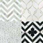 Silk Road Collection Tile mosaic floors studiumnyc.com