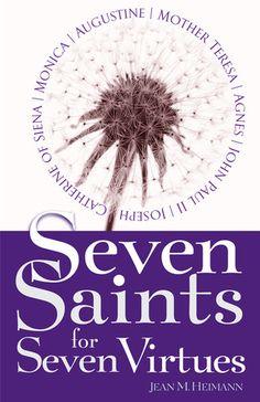 Seven Saints for Seven Virtues - Jean Heimann