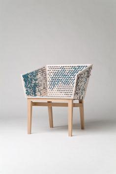 #chair blue