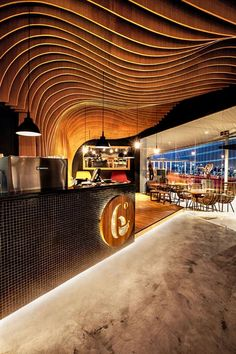 6 Degrees Cafe by OOZN Design | Jakarta, Indonesia