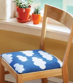 #DIY Custom Chair Cover made with Inkodye from @Lumi | Inkodye available at Joann.com