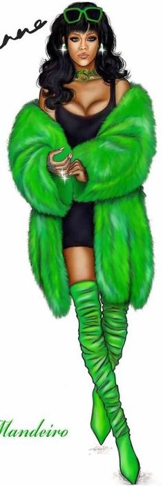 Rihanna in Versace buy David Mandeiro