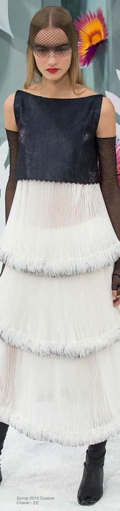 Spring 2015 Couture Chanel - EE
