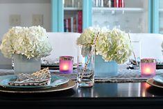 IHeart Organizing: DIY Sea Glass Vases