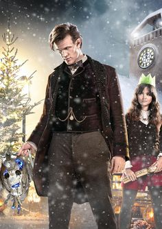 Doctor Who Christmas Special - 'The Time of the Doctor'