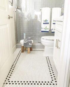 Creative Bathroom Floor Tile Ideas For Small Bathrooms Small