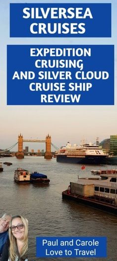 We were invited by Silversea Cruises and CLIA to visit the Silver Cloud cruise ship whilst the ship was docked in London. Find out what we thought of the Silver Cloud and Silversea expedition cruises!   #silversea #cruises #thisissilversea #expedition #cruising #CLIA