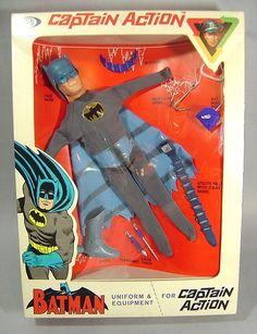 Captain Action: The Secret Origin of a Batman Toy. batman next captain action release in 2014
