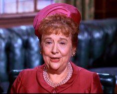 'Aunt Harriet' ('Madge Blake') on 'Batman' TV Series (1966–1968)