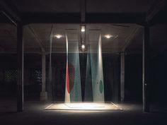 kawahara krause architects: line, surface, space