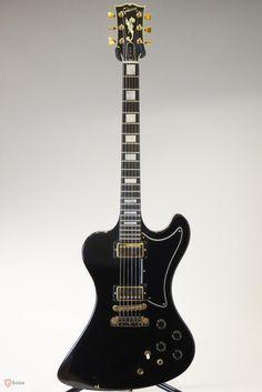 1979 Gibson RD Artist/Ebony Ebony > Guitars Electric Solid Body | MIKIGAKKI AMERICA MURA / JAPAN