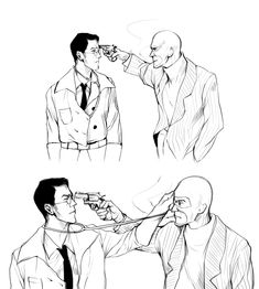 Spy and Medic Of little strange situation by Byornien.deviantart.com - TF2