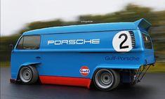Weird Cars, Vw Bus, Hot Cars, Van Life, Porsche, Classic Cars, Engineering, Trucks, Vehicles