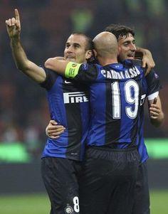 Italy defeats Serbian team!!  Read at http://www.examiner.com/article/inter-milan-defeats-partizan-belgrade