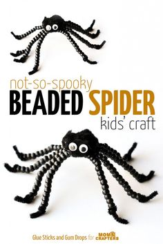 DIY Easy Beaded Spider – Indie Crafts