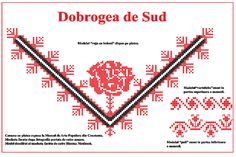Romania, Cross Stitch, Sewing, Tips, How To Make, Blog, Handmade, Costume, Dreams