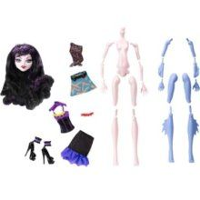 Frankenstein Isn't The Only One Who Can Create Monsters - Now Kids Can Build Their Own! The Monster High Create A Monster Doll Sets Provide All The Body Parts And Fashions Needed To Create Unique Scary Cool Ghouls. Each Kit Includes A Torso, Two Sets Of Limbs, Two Heads, One Hairpiece, Two Fashions And A Unique Add-On Like Wings. The Pieces Can Be Assembled In More Than 250 Ways! Kids Will Enjoy Creating Their Own Monsters Again And Again.