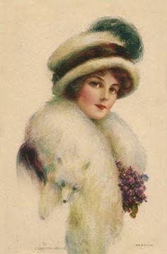 Miuíka: Chapéus Vintage...