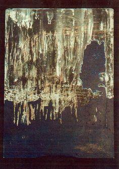 "Coastal | David Charles Fox | Acrylic On Wood | 4' x 2'8"" davidcharlesfoxexpressionism.com #expressionism #abstractart #abstractpainting #abstract #expressionist #jacksonpollock #maxernst"
