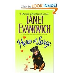 Hero at Large: Janet Evanovich: 9780061985942: Amazon.com: Books