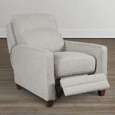 Recliner for sitting area in master bedroom #bassettfurniture