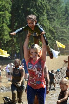 The Dirty Dash Blog - the Evolution of Running, this would be so fun!!!