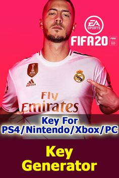 Sports Discover Get FIFA 20 Free Key For Get FIFA 20 Free Key For To generate FIFA 20 Key please go to the generator page by clicking on this pin. Then fill out required form and complete human verification. Gamer Setup, Point Hacks, Xbox Pc, Fifa 20, First Event, Ps4 Games, Fill, Nintendo, Key