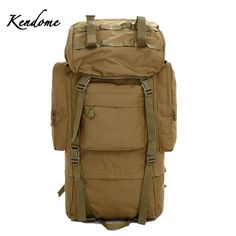 Outdoor Sports Mountaineering Molle Backpack Women Men Tactical Camouflage  Bag Traveling Camping Hiking Rucksack XA319WD   0613724b5f7d9