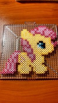 Fluttershy Chibi {FOR SALE!} by swimmingangel